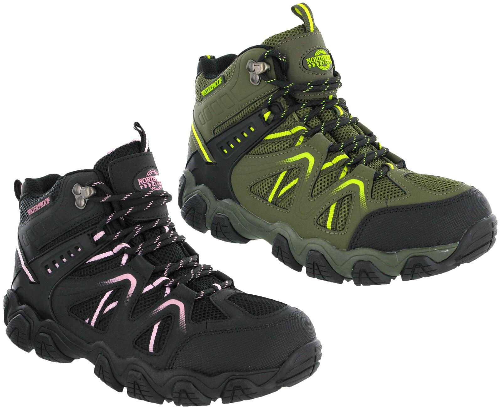 Mujer botas Impermeables Senderismo Northwest tobillo transpirables caminar  vale Reino Unido 4-8  preferente