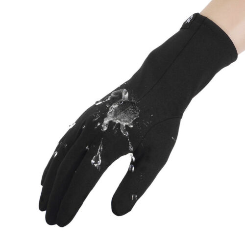 Winter Windproof Thermal Warm Full Finger Cycling Gloves Anti-Skid Touch Screen