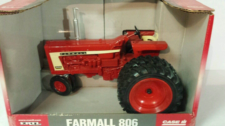 ERTL Farmall 806 Diesel NF avec  dauls 1 16 diecast farm tractor REPLICA DE COLLECTION  derniers styles
