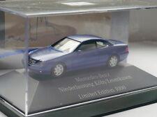 Mercedes-Benz CL-Klasse C215 Coupe Köln Leverkusen Sondermodell HERPA 1:87 PC