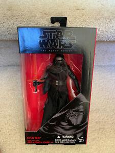 Star-Wars-Black-Series-6-034-Inch-KYLO-REN-03-The-Force-Awakens-Action-Figure