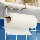 Stainless Steel Toilet Paper Holder Roll Towel Tissue Hanger Bathroom WALL MOUNT