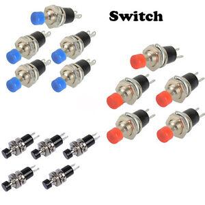 10PCS-PBS-110-ON-OFF-pulsador-boton-mini-interruptor-sin-bloqueo-Momentaneo