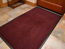 large size black machine washable bath mat 66cm x 120cm available