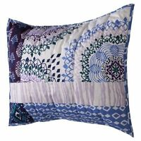 Xhilaration® Patchwork Quilt Sham - Purple