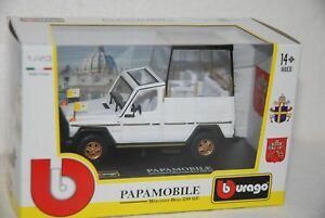 Burago Papa Mobile Mercedes Benz 230GE 1:43