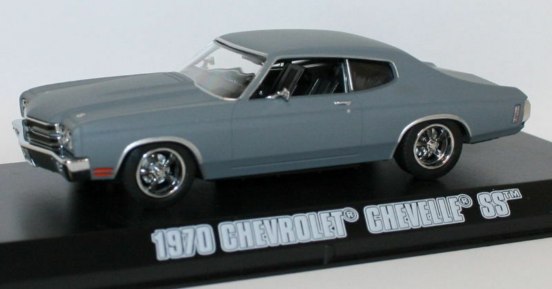 Greenlight 1 43 Fast Furious Dom's 1970 Chevrolet Chevelle SS Diecast model car