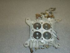 Holley 600 CFM 4160 Baseplate Base Plate 1850 Vacuum Secondary