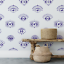 Evil Eyes Pattern Wall Stencil Durable /& Reusable Mylar Stencils