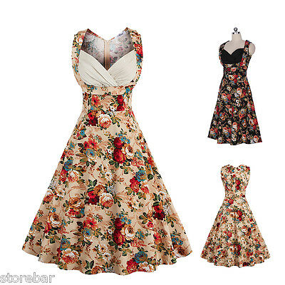 rockabilly 50s swing dress collection on eBay!