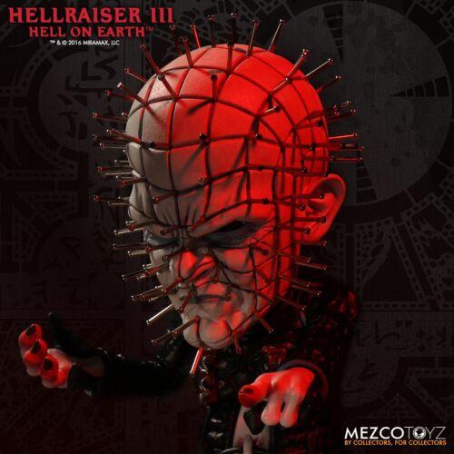 Hellraiser Pinhead 6 Deluxe Stylized Roto Figure Mezco Toyz Horror