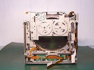 CLARION-6-CD-MECHANISMS-for-2003-INFINITI-G35-RADIO-OEM