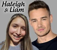 Liam Payne Of One Direction 1d From Your Photo - Custom Photo T-shirt