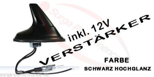 Shark Dachantenne Haiflosse Antenne Haiantenne AUDI A1,A3,A4,A6,A7,A8