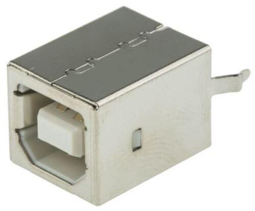 connettore USB 30 V 1A ASSMANN WSW 180 Â ° FORO PASSANTE mount di tipo B