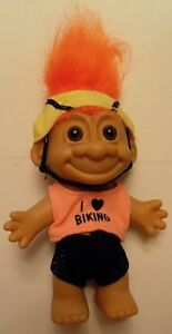 "NEW IN ORIGINAL WRAPPER 5/"" Russ Troll Doll I LOVE OZARK COUNTRY"