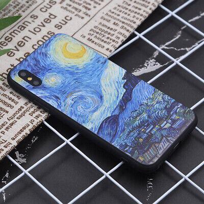 Van Gogh Case iPhone 6s 7 8 X XS XR 11 Pro MAX Soft silicone TPU Cover   eBay