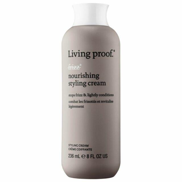 Living proof No Frizz Nourishing Styling Cream - 8 Oz
