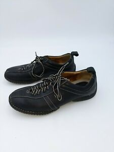 Born Mens Black Bowling Style Casual