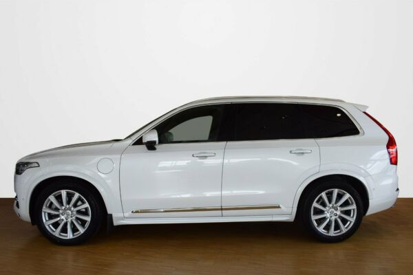 Volvo XC90 2,0 T8 390 Inscription aut. AWD 7p - billede 1