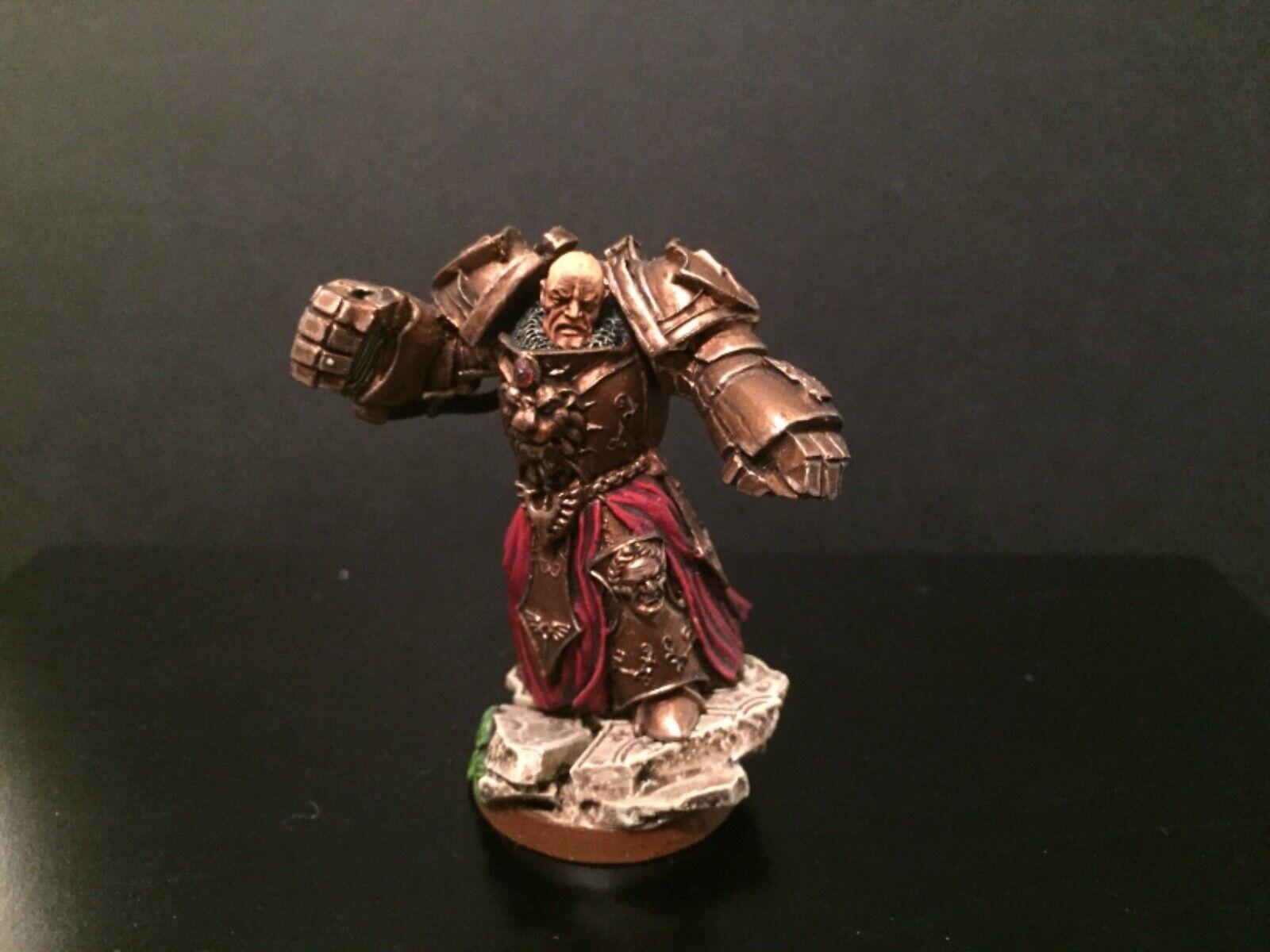 Adeptus custodes captain general scibor scibor scibor ba3