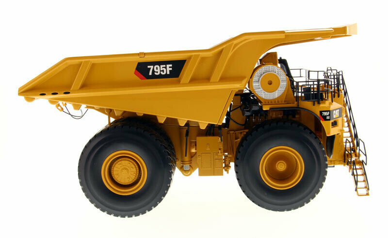 1 50 CATERPILLAR 795F AC Electric Drive Mining Mining Mining Truck 55515 Vehicle Model Collect a28
