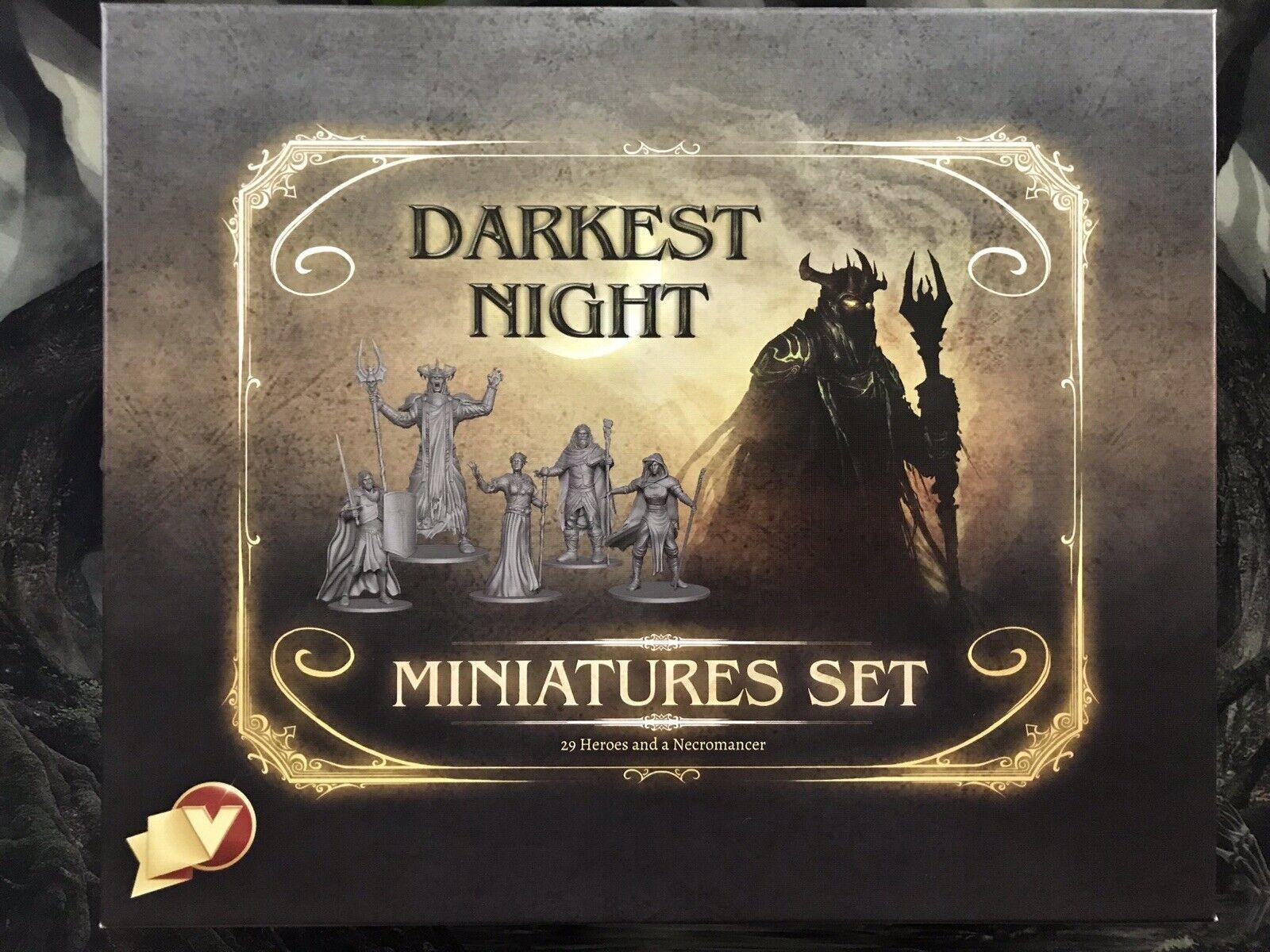 Darkest Night (2nd edizione) Miniature Set by Victory Point  giocos  negozio di vendita outlet