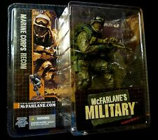 McFarlane Soldiers Series Debut: Marine Corps Recon Sniper (African American) Action Figure