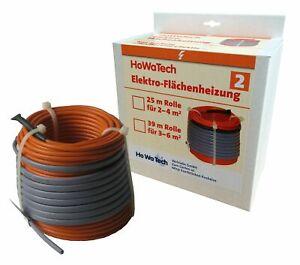 HoWaTech-Profi-Elektrische-Fusbodenheizung-Heizdraht-zum-individuellen-Verlegen