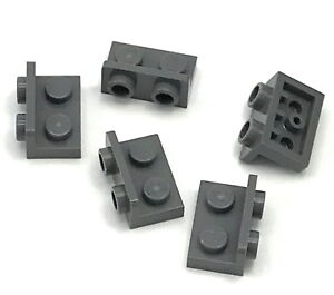 Lego 10 Black 2x2 hinge plate with finger on top NEW