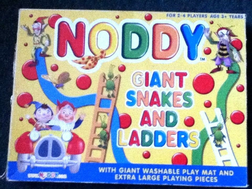 Paul Lamond Games Noddy Giant Snakes & Ladders