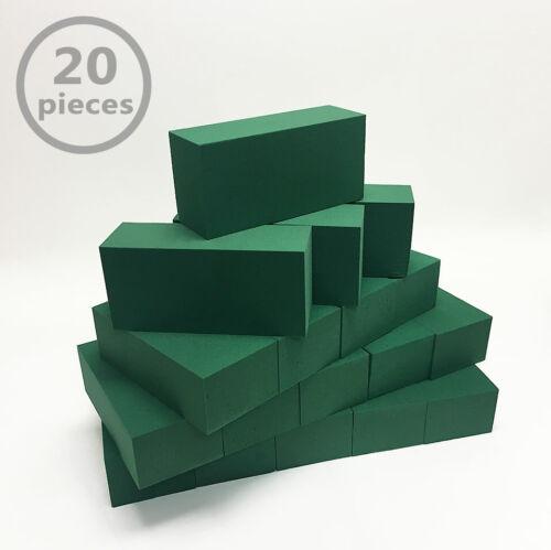 20pcs//Case Brand New Wet Floral Foam Blocks//Bricks for Fresh Flowers