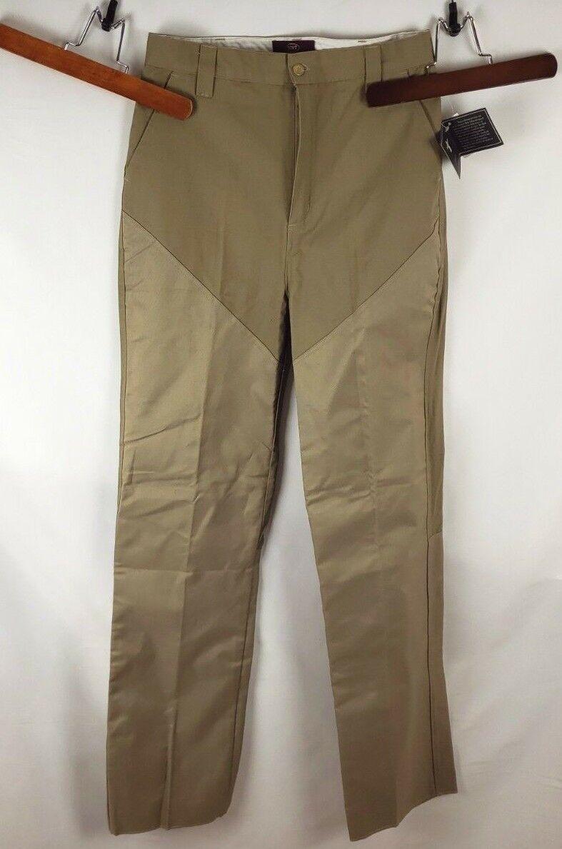 BOYT Harness Co Bob Allen Women's Shooting pants Re-enforced Legs & Cuffs 10