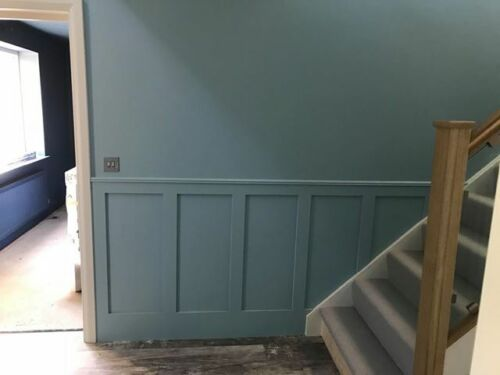 Wall panelling Georgian Style medite moisture resistant mdf 2.3m /& made to order