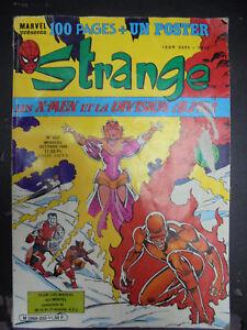 Diligent Bd - Strange N°202 - 1986 Rendre Les Choses Pratiques Pour Les Clients
