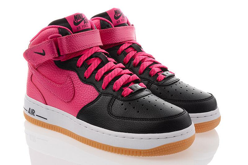 a65b7b3f1 Chaussures Neuves Nike Air Force 1 mi Femmes Baskets Montantes ...