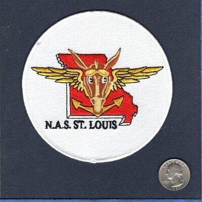 NAS Naval Air Station  BIRMINGHAM AL US Navy Base squadron Jacket patch