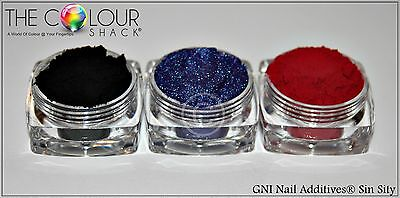 """GNI Nail Additives® """"Sin Sity Ombre"""" 💅 Suitable for All Nail Mediums"""