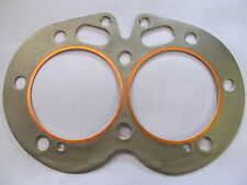 NORTON COMMANDO 850cc FLAME RING EYELETTED CYLINDER HEAD GASKET UK MADE  06-5051