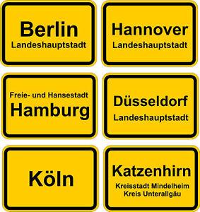 Ortsschild-Ortstafel-Berlin-Hamburg-und-jede-andere-60x90cm-Originalgroesse