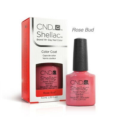 CND Shellac Luxe Rose Bud 12.5ml