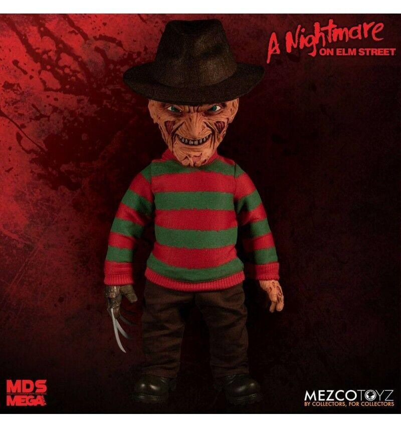 Mezco Figurine Mega Scale - A Nightmare on Elm Street - Frojody les Griffes de la
