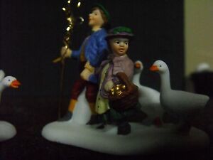 Heritage Six Laying 12 A of 56 Days Geese Dept Cottage 58382 Village Dickens 6wAna