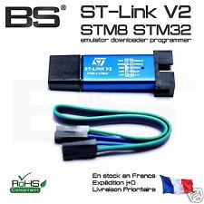 ST-Link V2 debugger programmer emulator STM32 STM8 cortex M0 M3 M4 BS10254