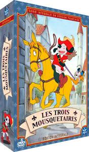 Les-Trois-3-Mousquetaires-Integrale-5-DVD