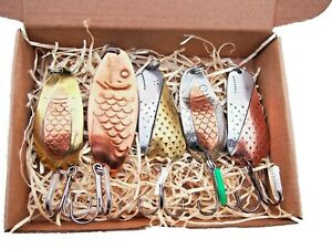 Fishing-spoon-set-hand-made-in-europe-pike-lure-bass-bait-perch-tackle