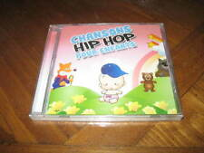 Chansons Hip Hop Pour Enfants CD - French hip hop songs for children