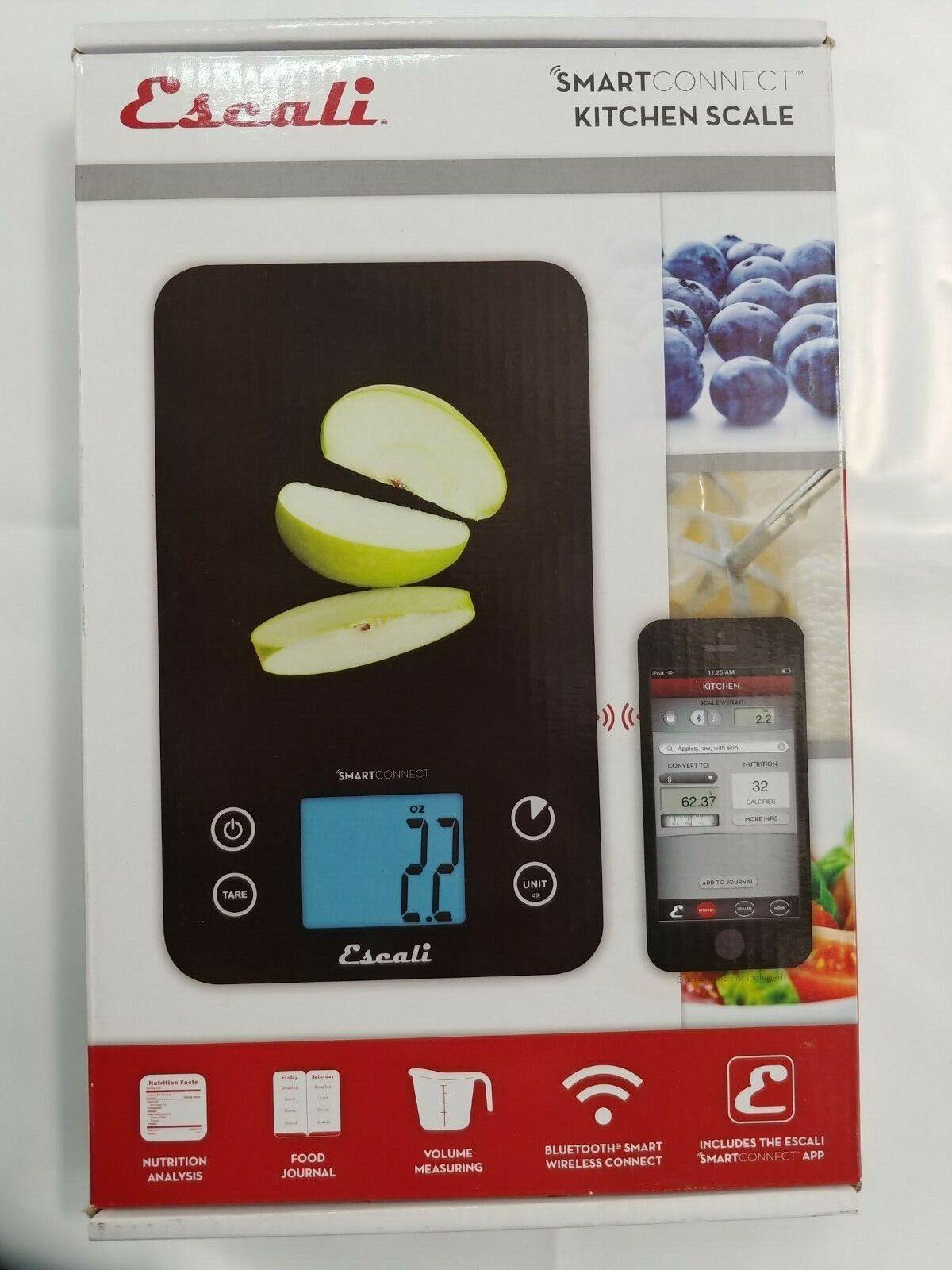 Escali Smart Connect Kitchen Scale