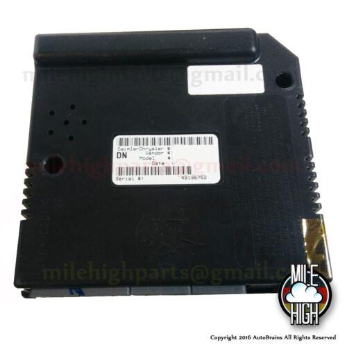 01-03 Dodge Dakota Durango Central Timer Alarm Control Module P56049073AK