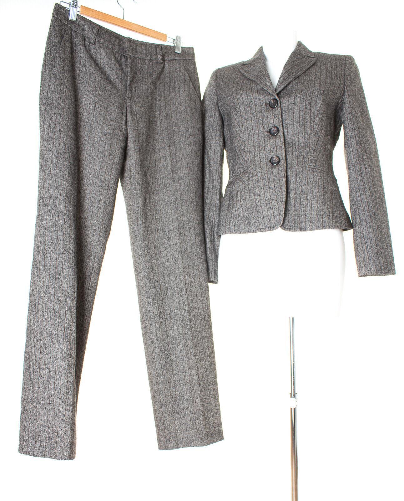 4819d0c26ef3 Marc O  Polo  Polo  Polo Pantaloni vestito pantaloni Giacca Lana Donna Tg.  de 38 Multicolore 1bbdf1
